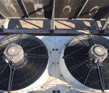 Вентилятор ZIEHL-ABEGG ISO900 SILR (028770)