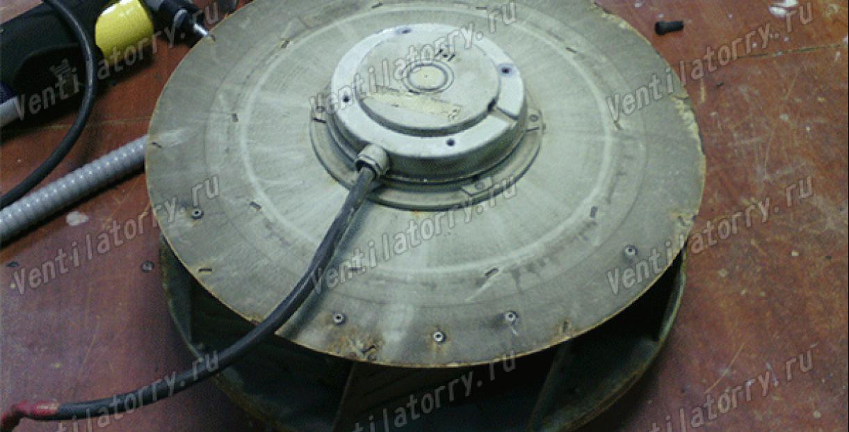 Вентилятор ZIEHL-ABEGG RH40A-4DK.4I.AR (120977)