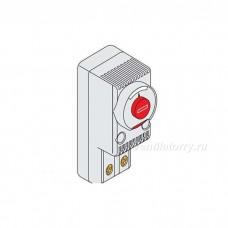 Термостат щитовой механический EN0101K ABB