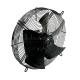 Вентиляторы Осевые|с защитной решеткой|YWF grid