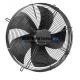 Вентиляторы серия ROF-C - Осевые, с защитной решеткой