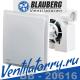 Вытяжные вентиляторы для одноканальной системы вентиляции