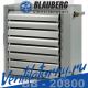 Агрегаты для воздушного отопления или охлаждения