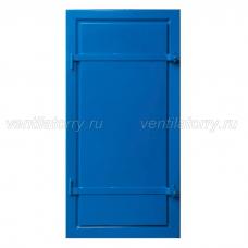 Дверь герметичная 1,24х0,5 неутепленная
