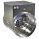 Электрические воздухонагреватели для круглых каналов серии ЭНК - Вентиляционное оборудование