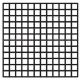 Решетки потолочные 600х600 (типа С004)