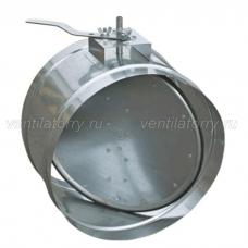 Заслонки АЗД-133м-100-РП