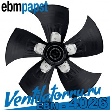 Вентилятор осевой Ebmpapst A3G450-AO02-01