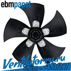 Вентилятор осевой Ebmpapst A3G500-AD01-51