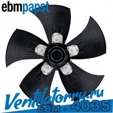 Вентилятор осевой Ebmpapst A3G500-AN33-03