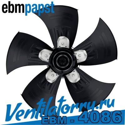 Вентилятор осевой Ebmpapst A4D500-AM01-03