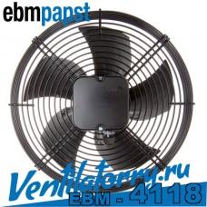 Вентилятор осевой Ebmpapst S1G200-CA91-02