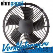 Вентилятор осевой Ebmpapst S3G350-AN01-32