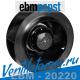 Вентиляторы центробежные Ebmpapst| Эбмпапст