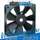 AC compact fans