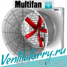 4D140-5PG-48 (C4D1423M10241) Multifan Мультифан