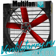 4D130-5PG-48 (V4D1663M11036) Multifan Мультифан