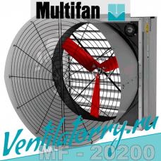 4E130-3PG-55 (V4E1523M10338) Multifan Мультифан