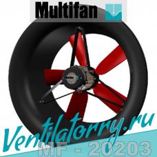 4D63-4PG-40 (H4D6300M10100) Multifan Мультифан
