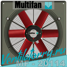 2D30-6PP-35 (V2D30A0M10100) Multifan Мультифан