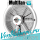 Recirculation fan
