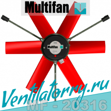4E40-6PP-40 (P4E40A0M11100) Multifan Мультифан