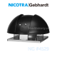 Крышные вентиляторы Nicotra-Gebhardt (Никотра-Гебхардт) - официальный дилер в России