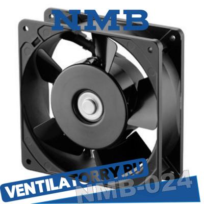 Компактный вентилятор 11938TB-B4N-NP-00 от производителя NMB НМБ, Кулер