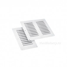 Панель жалюзийная вентиляционная PV 12.20, PV 12.20 S Провенто