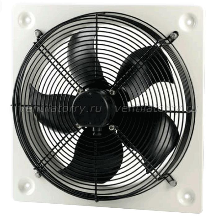 Вентилятор HXM-400 Soler&Palau (Солер Палау,S&P) Осевые вентиляторы с монтажной пластиной- hxm