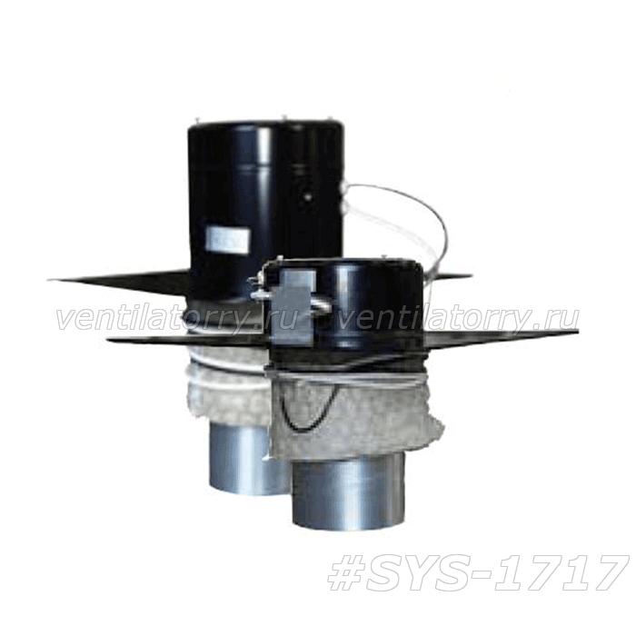 TOS 200-315 (134464)- Крышный короб от Systemair (Системэйр) серия TOS