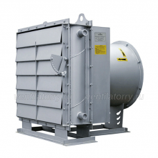Водяной отопительный агрегат АО 2-25