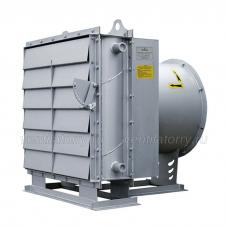 Водяной отопительный агрегат АО 2-4