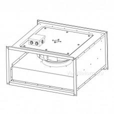 Радиальный канальный вентилятор ВК-30-15-2Е