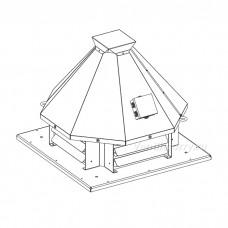 Вентилятор крышный ВКРМ (ВКРВ)-2,5