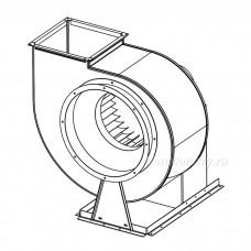 Вентилятор радиальный ВР 300-45 №2,0