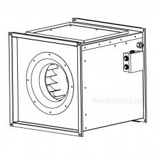 Радиальный канальный вентилятор ВРККА-250-4D-Е