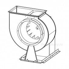Вентилятор радиальный ВРН №2,5