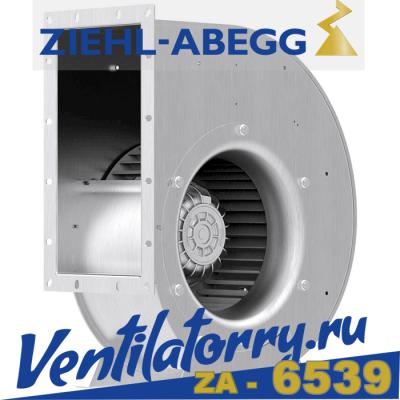 RE40P-4DK.7Q.1R арт.131584- Вентилятор Ziehl-Abegg, Центробежный Centrifugal fans, серия P-series RG40P-4D