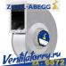 RG40R-ZIK.GL.4R арт.114943- Вентилятор Ziehl-Abegg, Центробежный Centrifugal fans, серия RG..R-ECblue RG40R-ZIK (200-240 V)