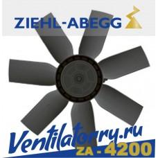 Вентилятор осевой ZIEHL-ABEGG FC040-4EF.2F.A7 (132150)