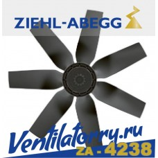 Вентилятор осевой ZIEHL-ABEGG FC080-NDQ.6K.V7 (134166)